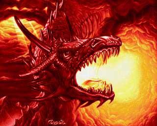 Feuer--Drachen