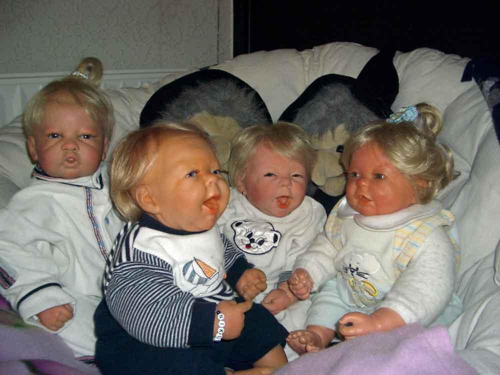 Babys reallife selbst herstellen/ Reborn IMGP0769
