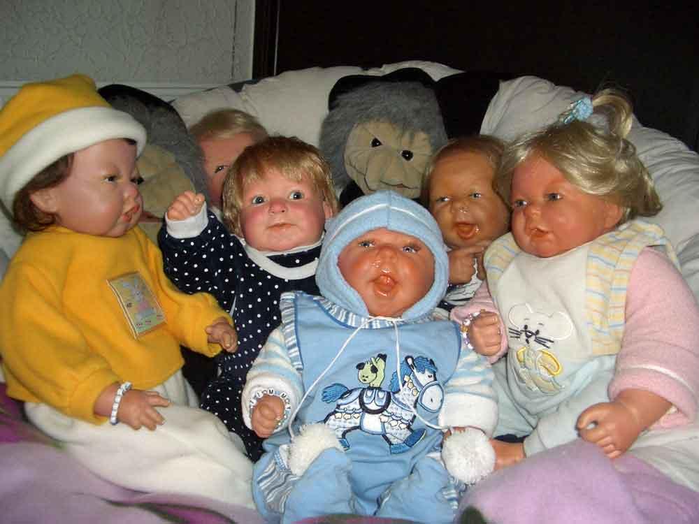 Babys reallife selbst herstellen/ Reborn IMGP0779