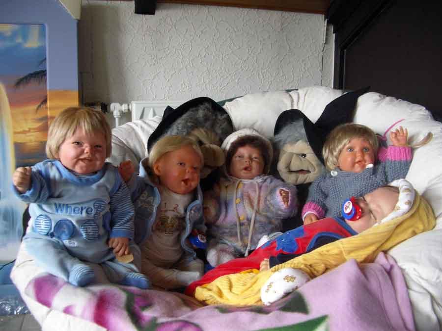 Babys reallife selbst herstellen/ Reborn IMGP0996
