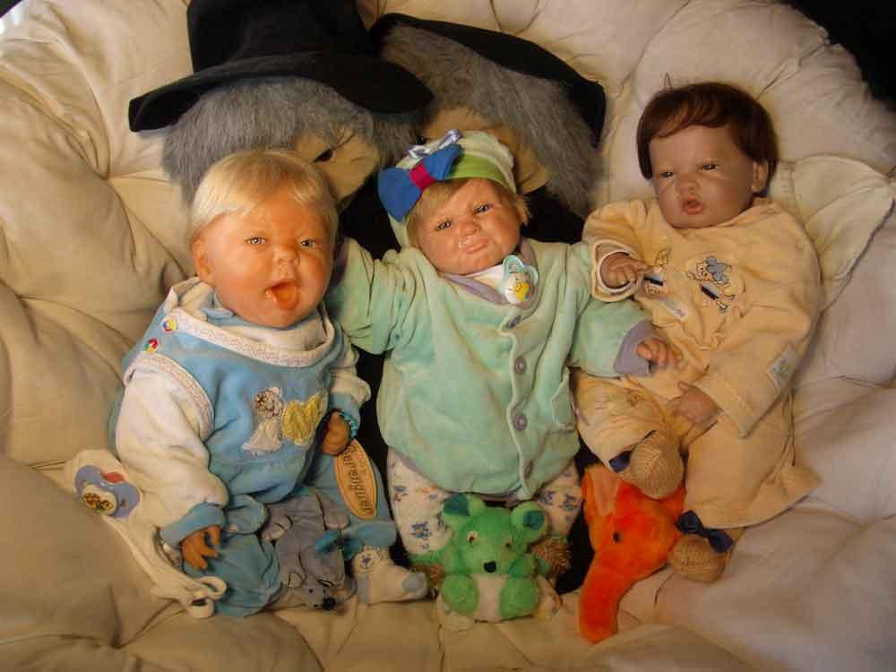 Babys reallife selbst herstellen/ Reborn IMGP2500